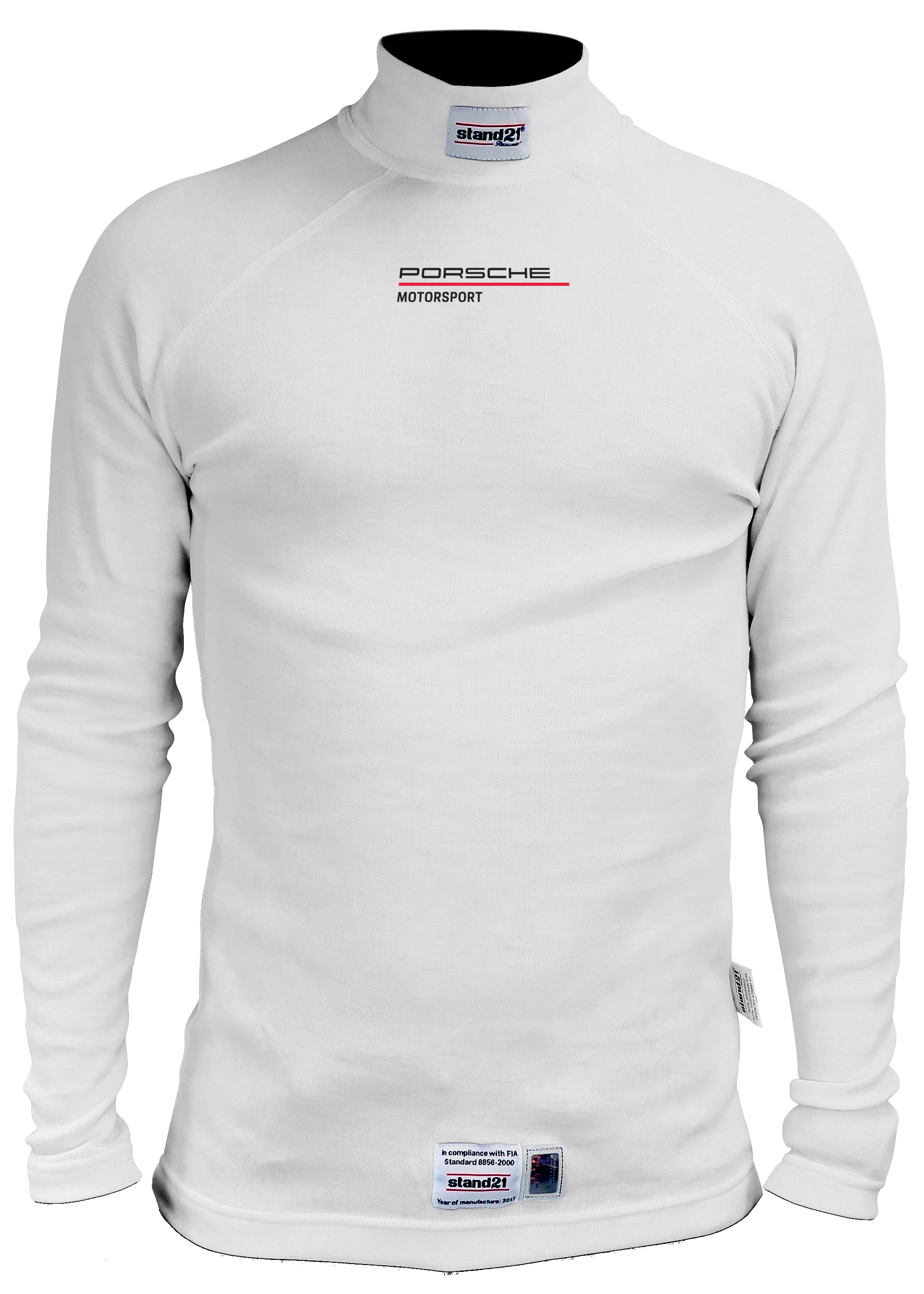 Porsche Motorsport stock Regular Evo top underwear
